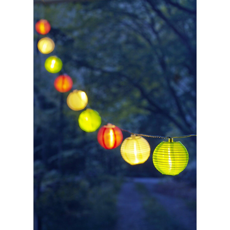 Moonrays String Lights : Moonrays Moonrays LED Oriental String Light Wayfair