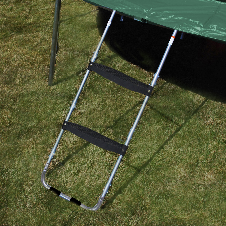 Skywalker Wide Step Trampoline Ladder Amp Reviews Wayfair