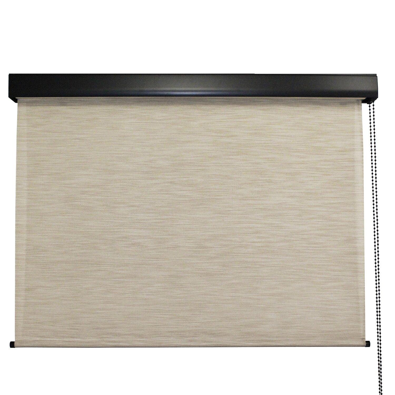 Keystone Fabrics Outdoor Cord Operated Solar Roll Up Shade Reviews Wayfair