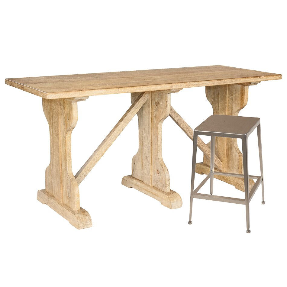 Sarreid Ltd Counter Height Dining Table Wayfair