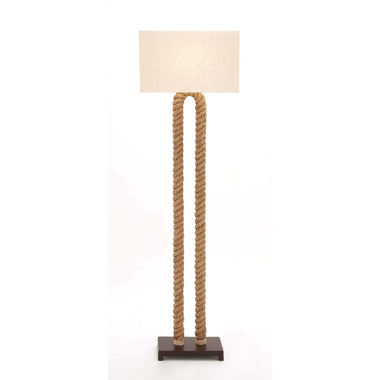Woodland Imports Cool 63 Floor Lamp Reviews Wayfair