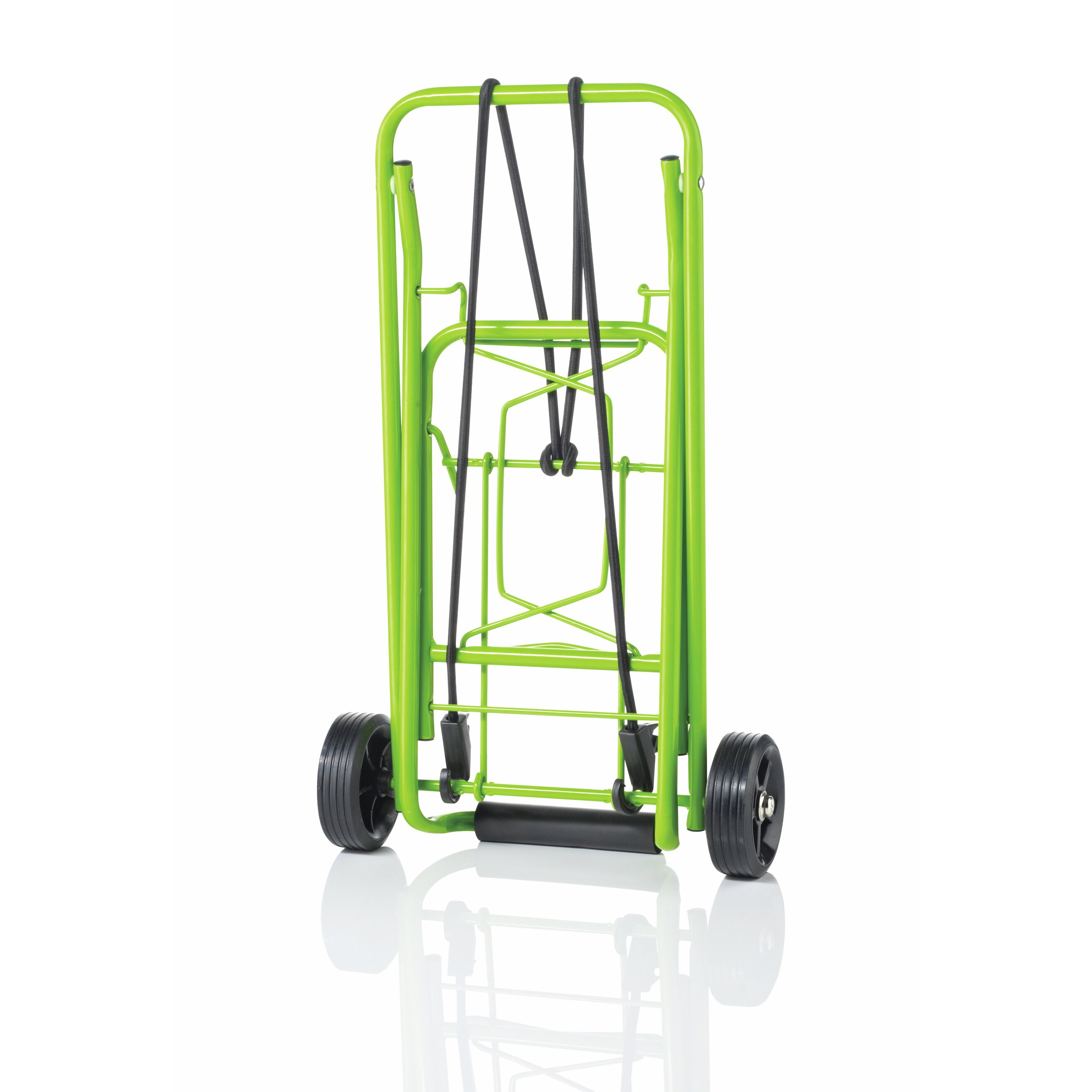 Travel Smart By Conair Cts Folding Luggage Cart Hand Truck Amp Reviews Wayfair