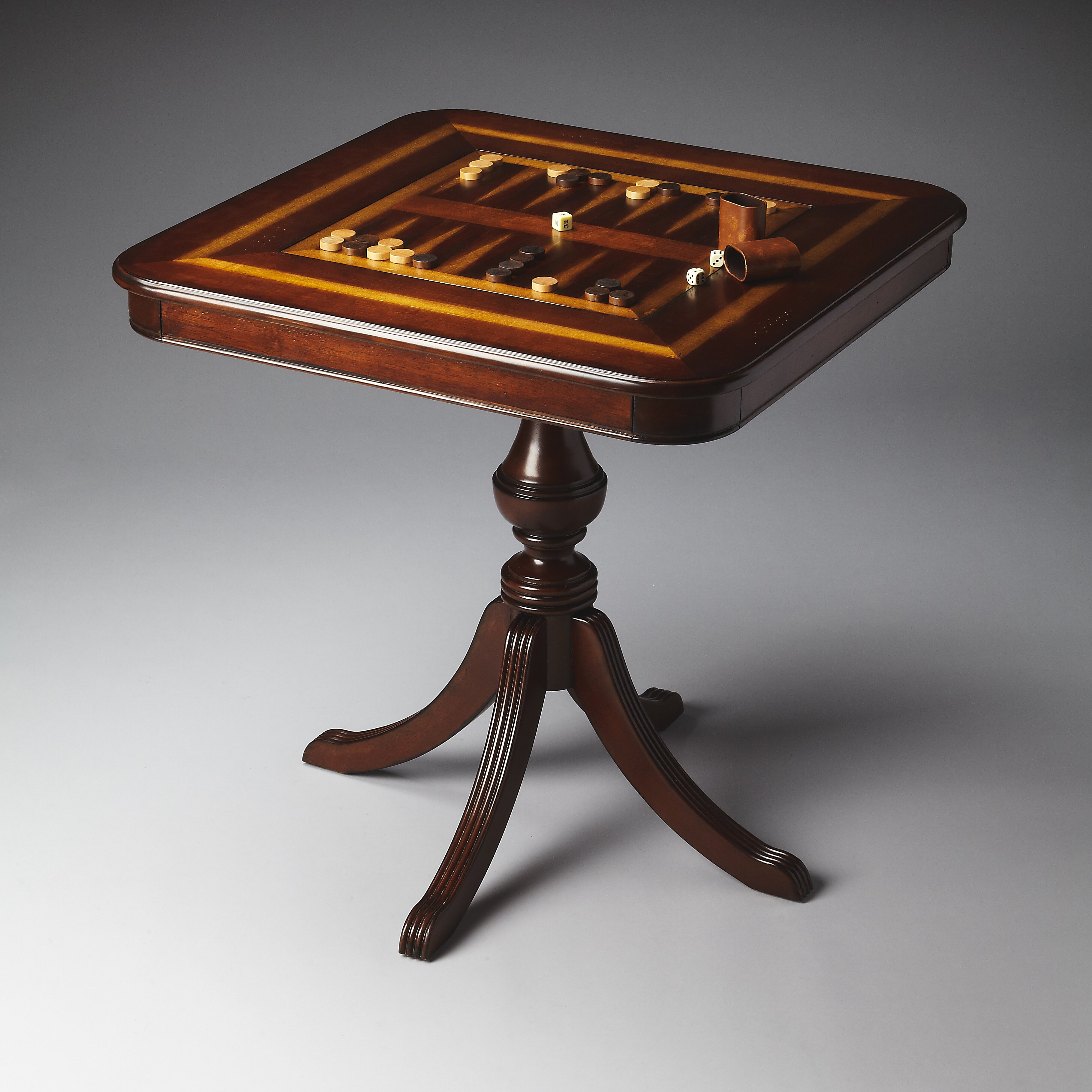 """Butler 30"""" Morphy Multi Game Table & Reviews"""