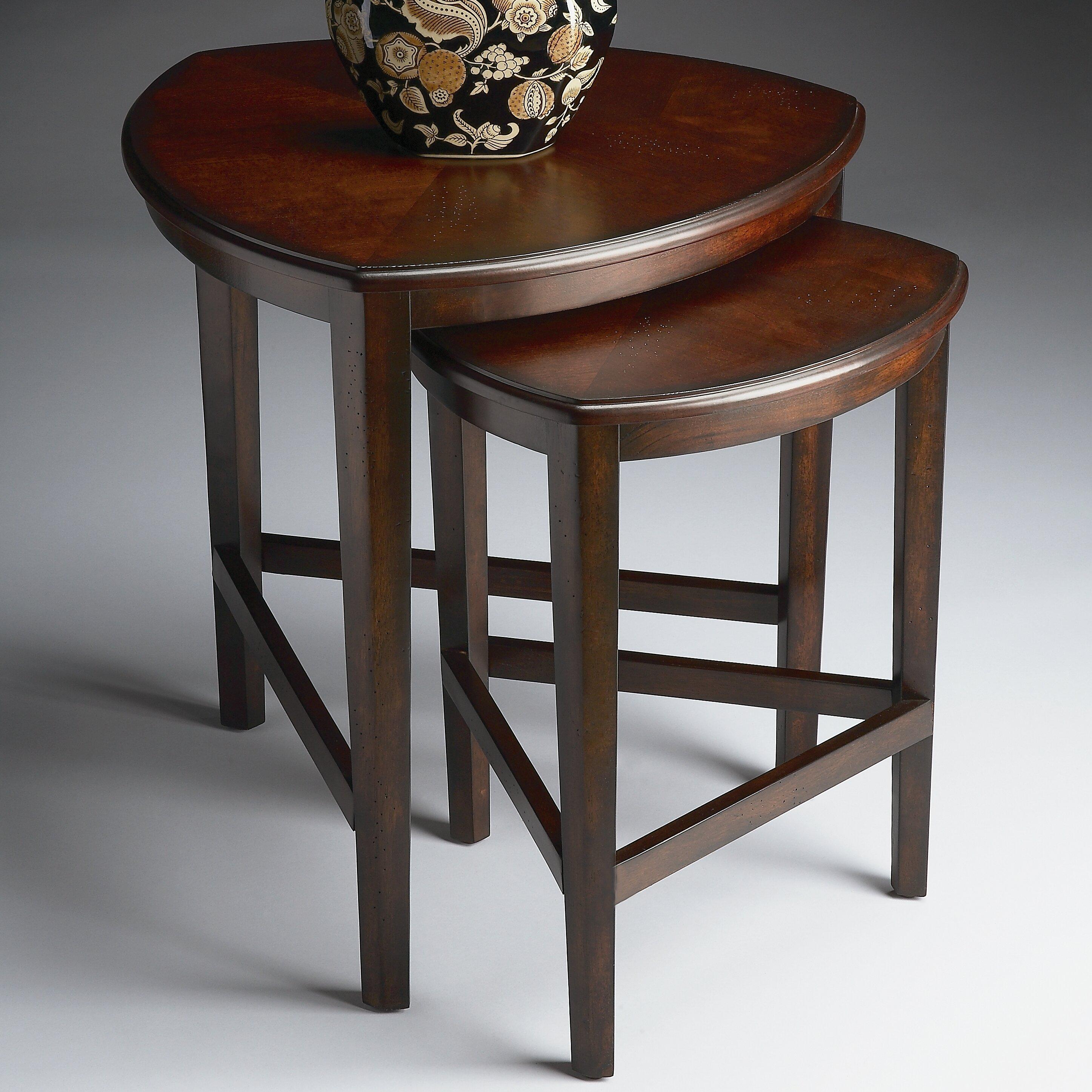 Butler Finnegan 2 Piece Nesting Tables & Reviews | Wayfair