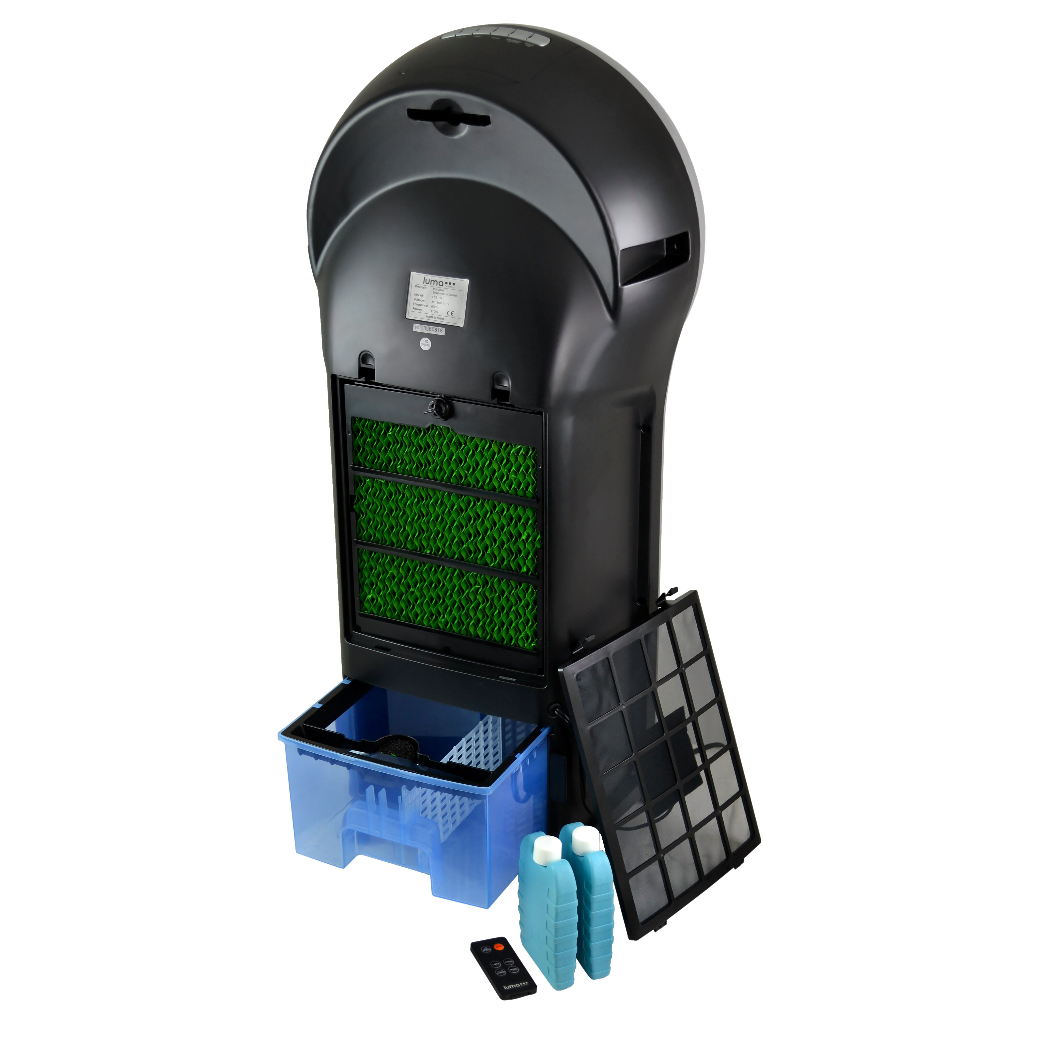 Luma Comfort Portable Evaporative Cooler Amp Reviews