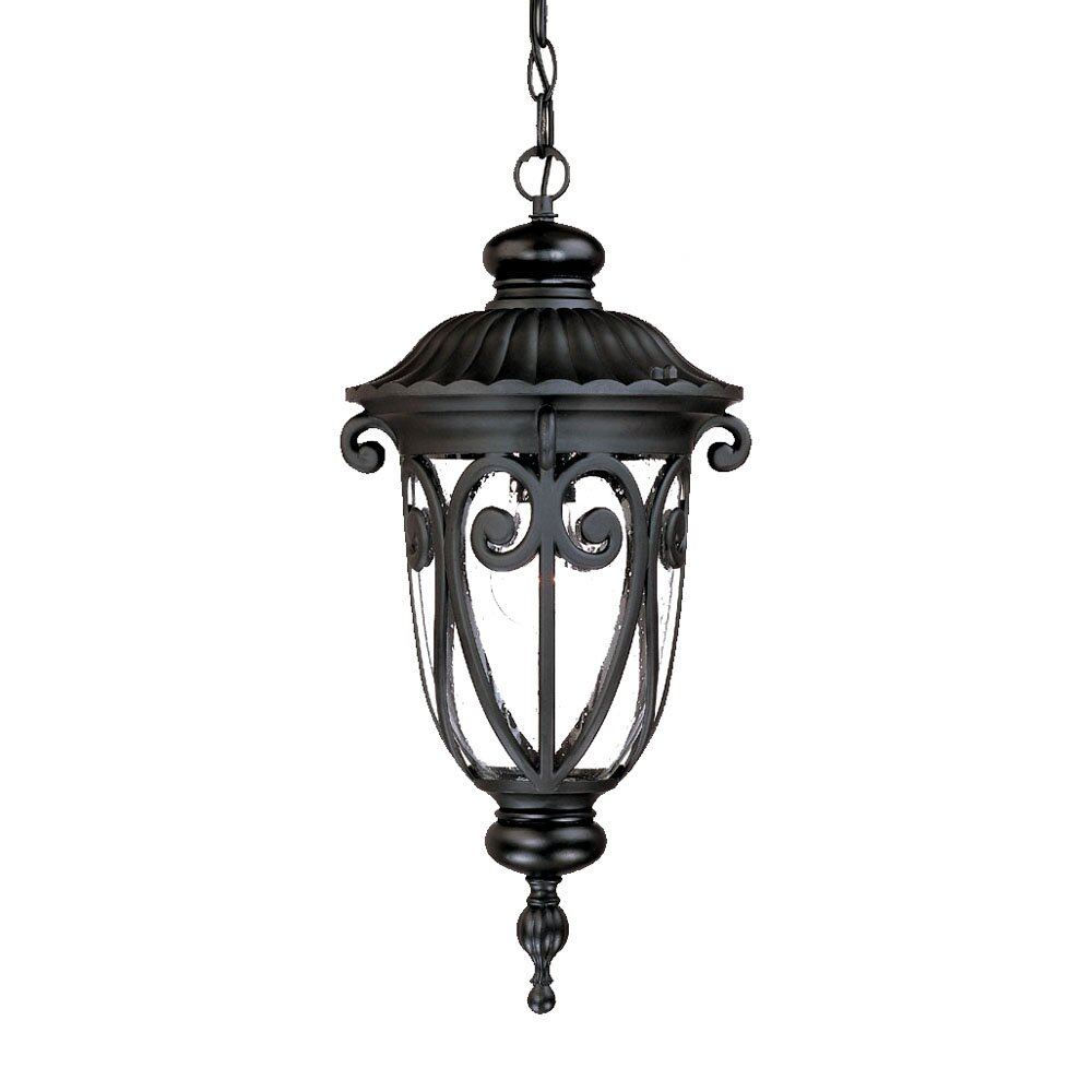 Landscape Lighting Naples Fl: Acclaim Lighting Naples 1 Light Outdoor Pendant & Reviews