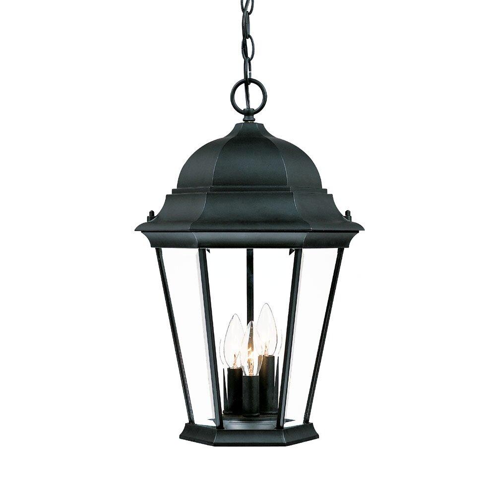 Wayfair Outdoor Hanging Lights: Acclaim Lighting Richmond 3 Light Outdoor Hanging Lantern