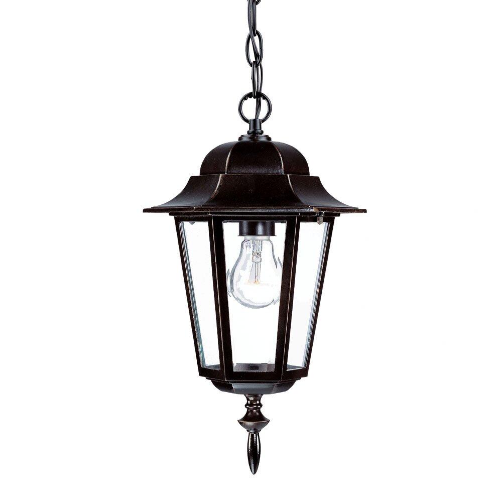 Acclaim Lighting Camelot 1 Light Outdoor Hanging Lantern
