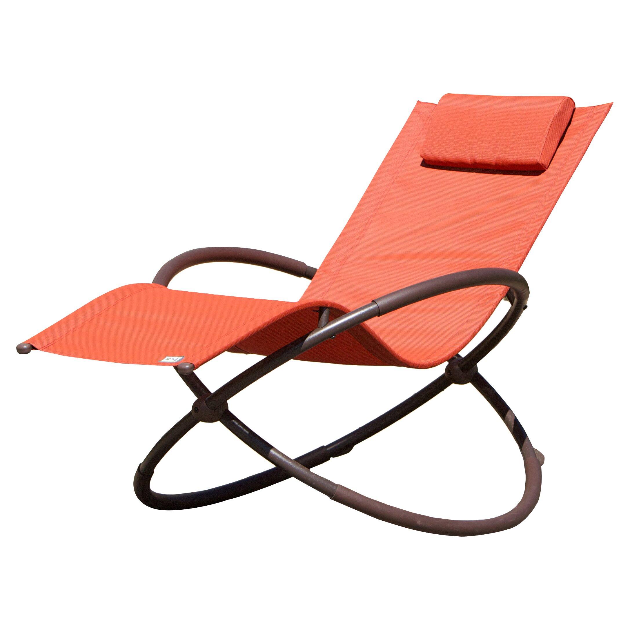 Rst Brands Outdoor Original Orbital Zero Gravity Chair