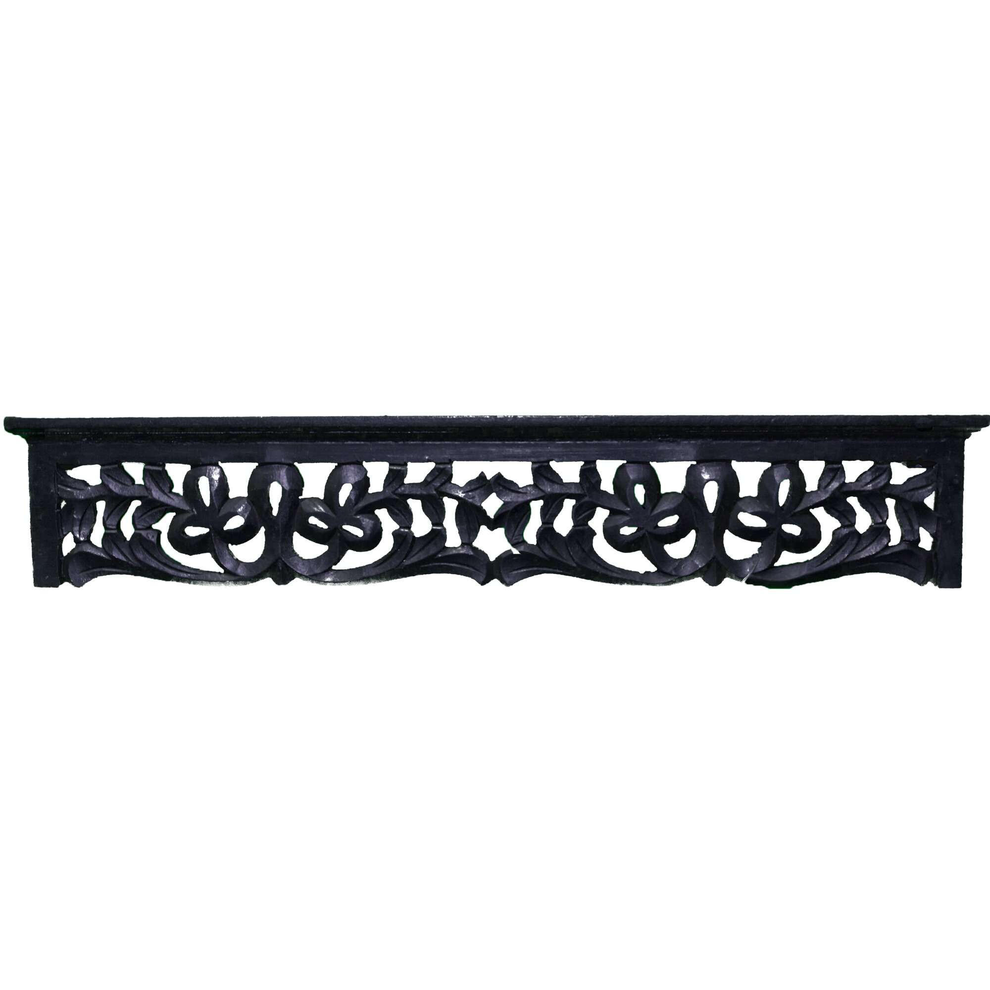 fetco home decor seth hand carved shelf reviews wayfair 18902 | fetco home decor seth hand carved shelf