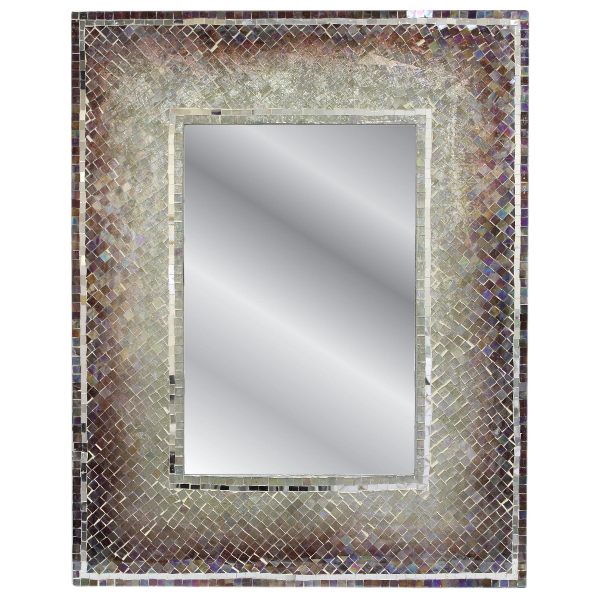 Fetco home decor sanco mosaic mirror reviews for Mosaic home decor