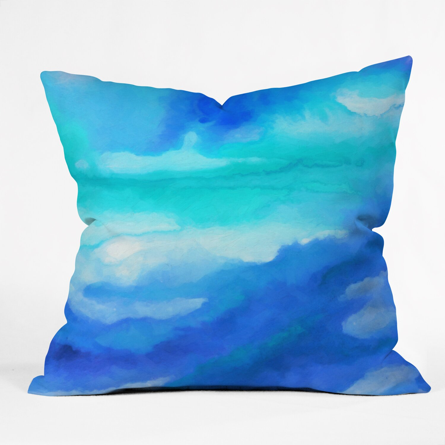 Decorative Pillow Designs : DENY Designs Jacqueline Maldonado Rise Throw Pillow & Reviews Wayfair
