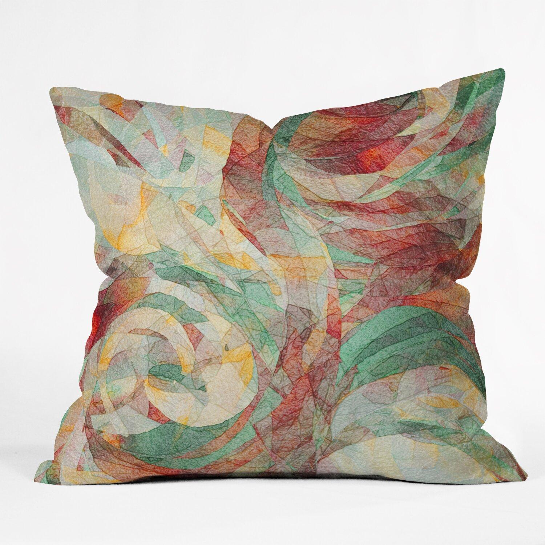 Designs Of Throw Pillow : DENY Designs Jacqueline Maldonado Rapt Throw Pillow & Reviews Wayfair