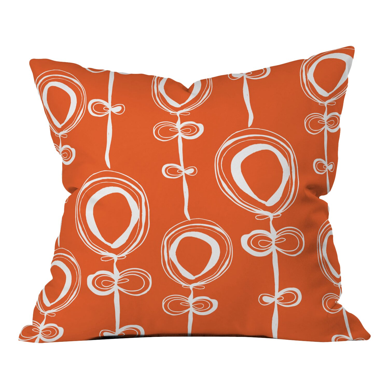 Modern Design Throw Pillows : DENY Designs Rachael Taylor Contemporary Throw Pillow & Reviews Wayfair