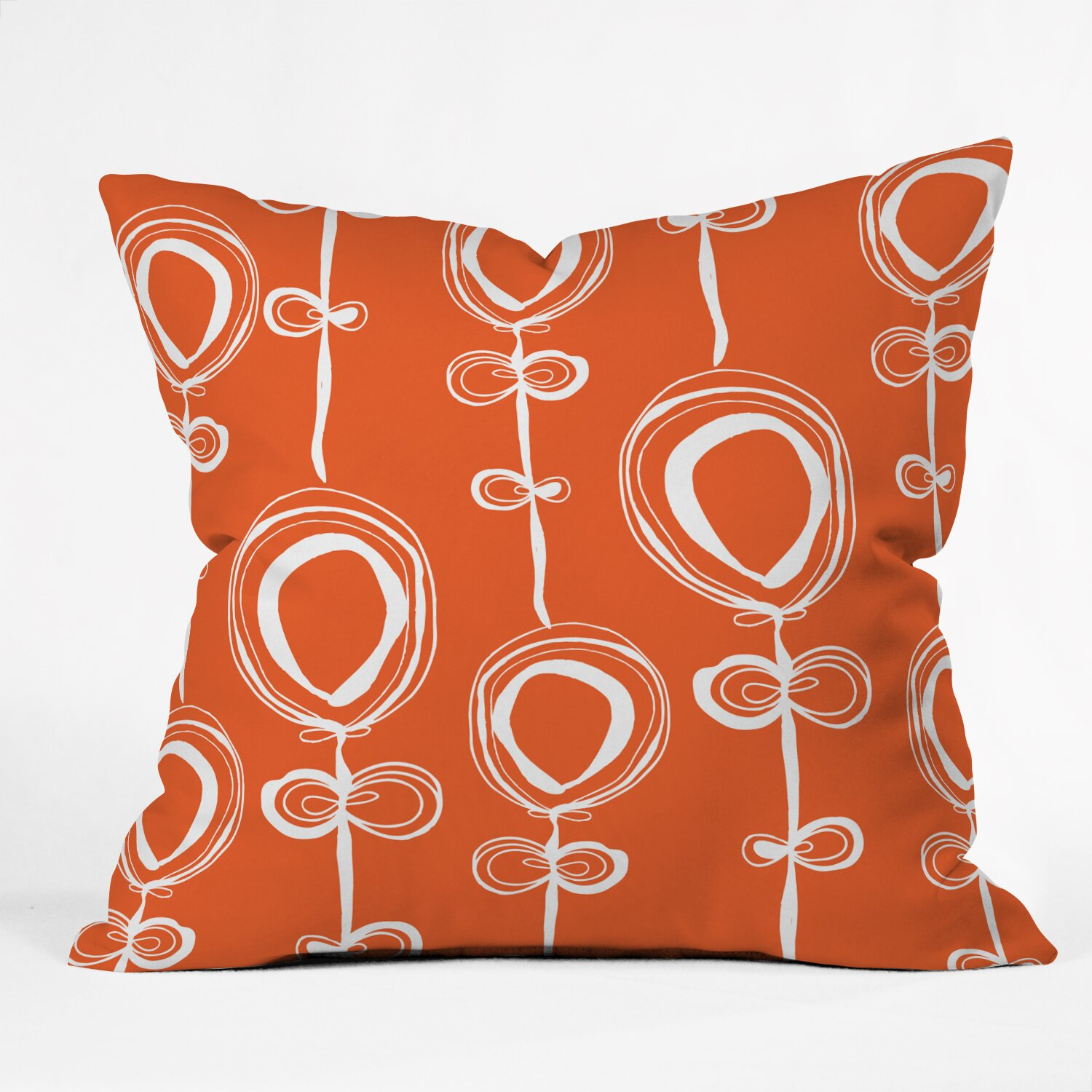 DENY Designs Rachael Taylor Contemporary Throw Pillow & Reviews Wayfair