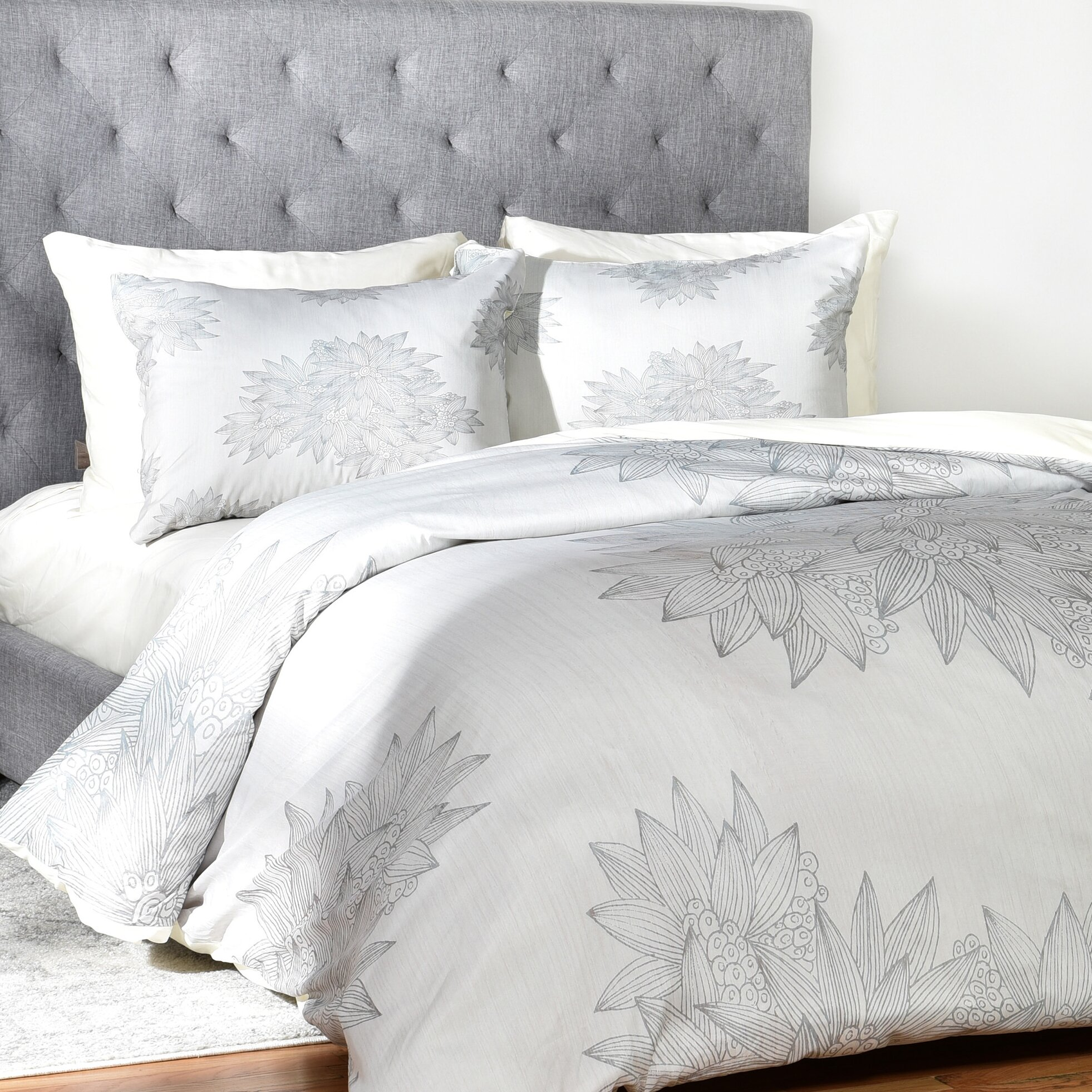 Brayden studio murrow duvet cover reviews wayfair for Studio one bed cover