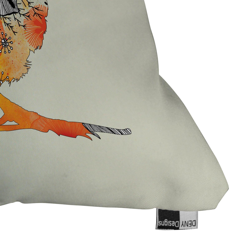 Throw Pillows Bird Design : DENY Designs Iveta Abolina Bird Throw Pillow & Reviews Wayfair
