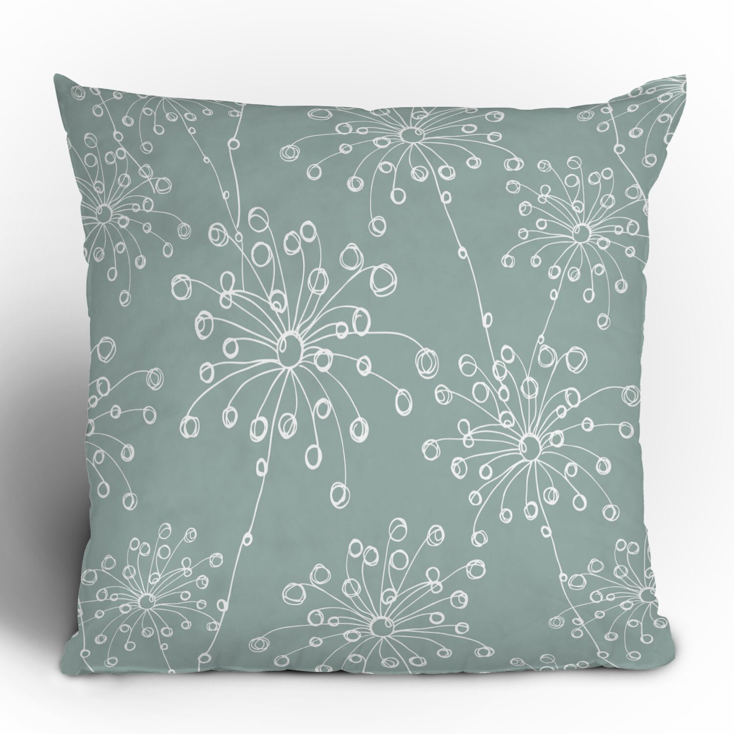 Quirky Throw Pillow : DENY Designs Rachael Taylor Quirky Motifs Throw Pillow & Reviews Wayfair.ca