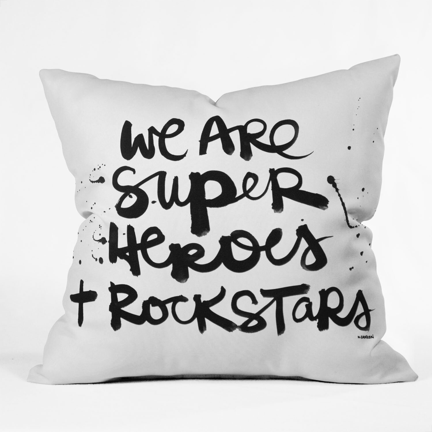 Max Studio Home Decorative Pillows : Brayden Studio Colclough Superheroes Throw Pillow & Reviews Wayfair