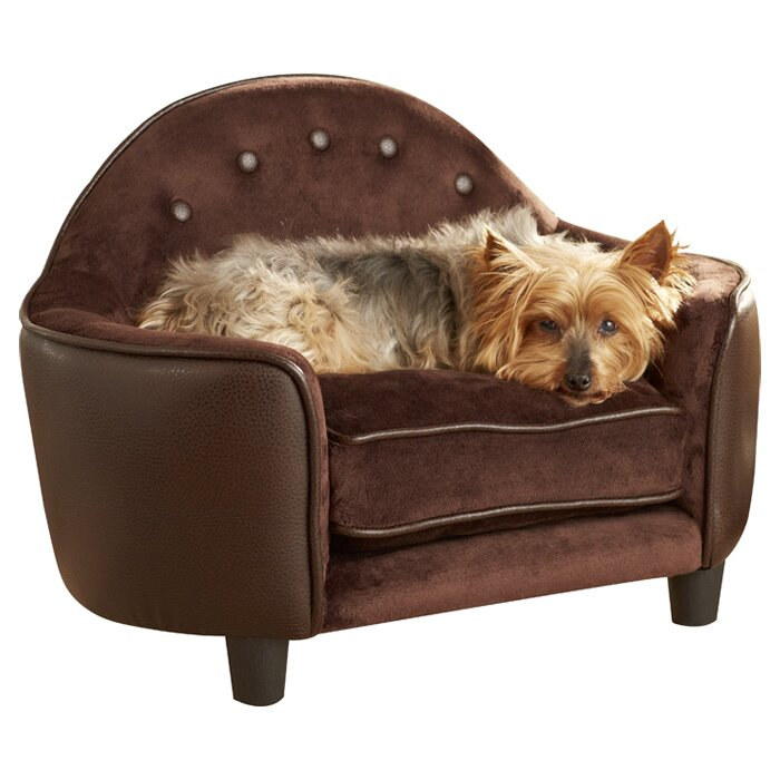 Enchanted Home Pet Ultra Plush Headboard Dog Sofa Reviews Wayfair