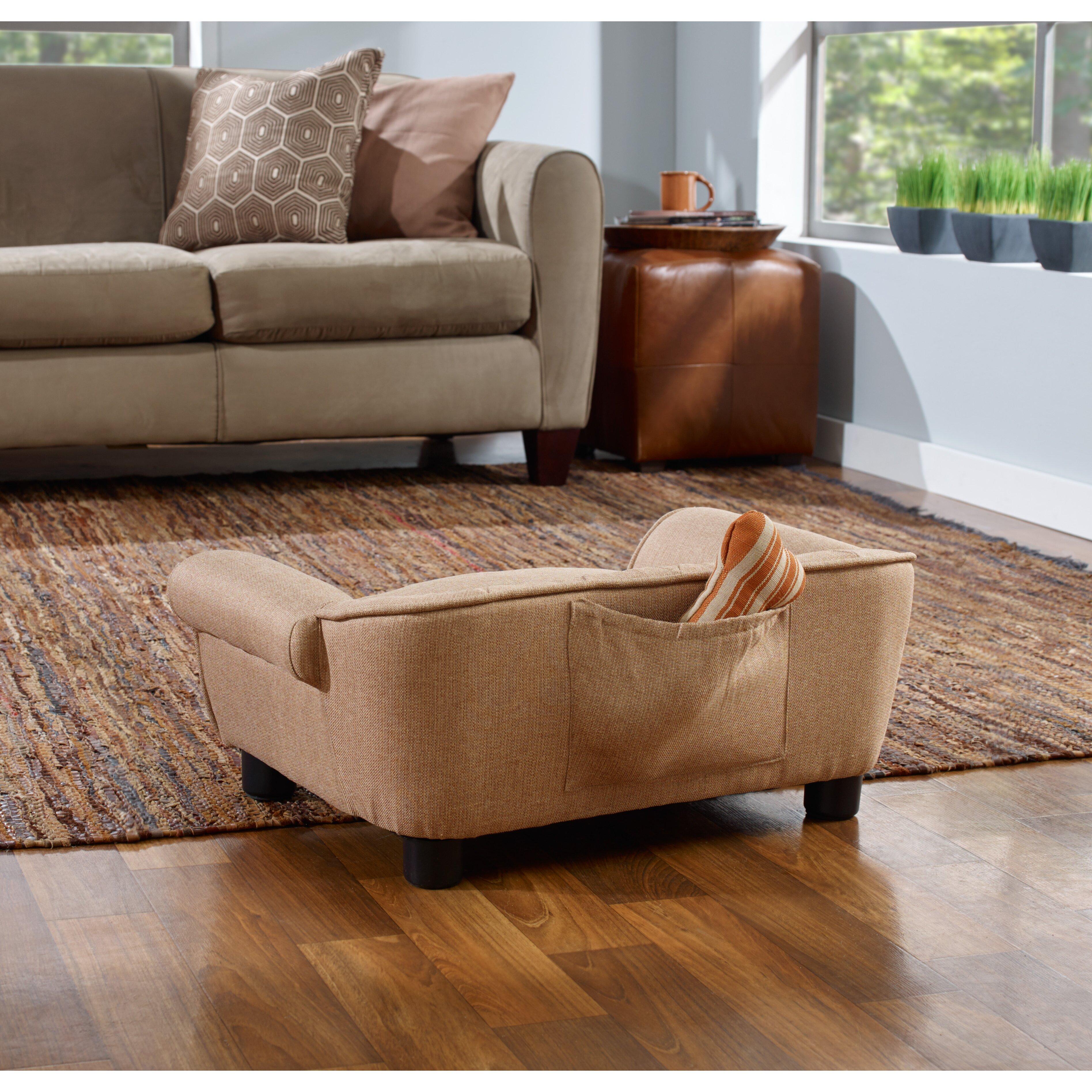 Enchanted Home Pet Sydney Sofa Dog Bed & Reviews