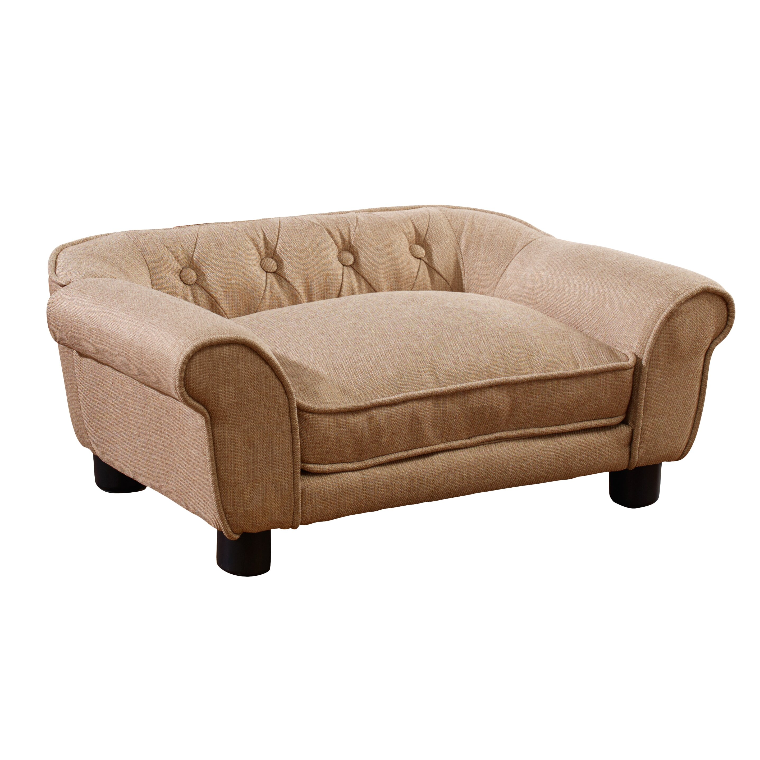 Enchanted home pet sydney sofa dog bed reviews wayfair for Sofa bed sydney