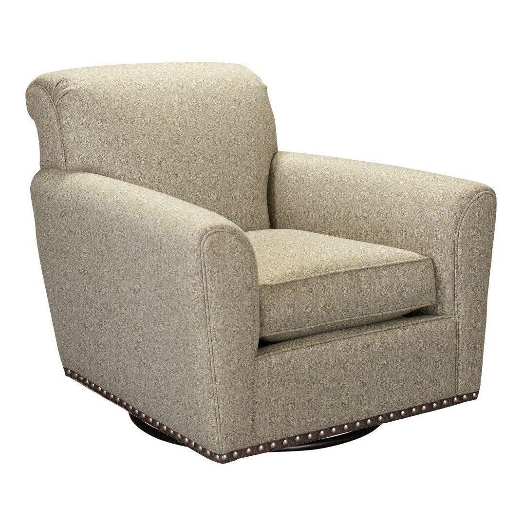 Leathercraft Picasso Swivel Arm Chair Wayfair