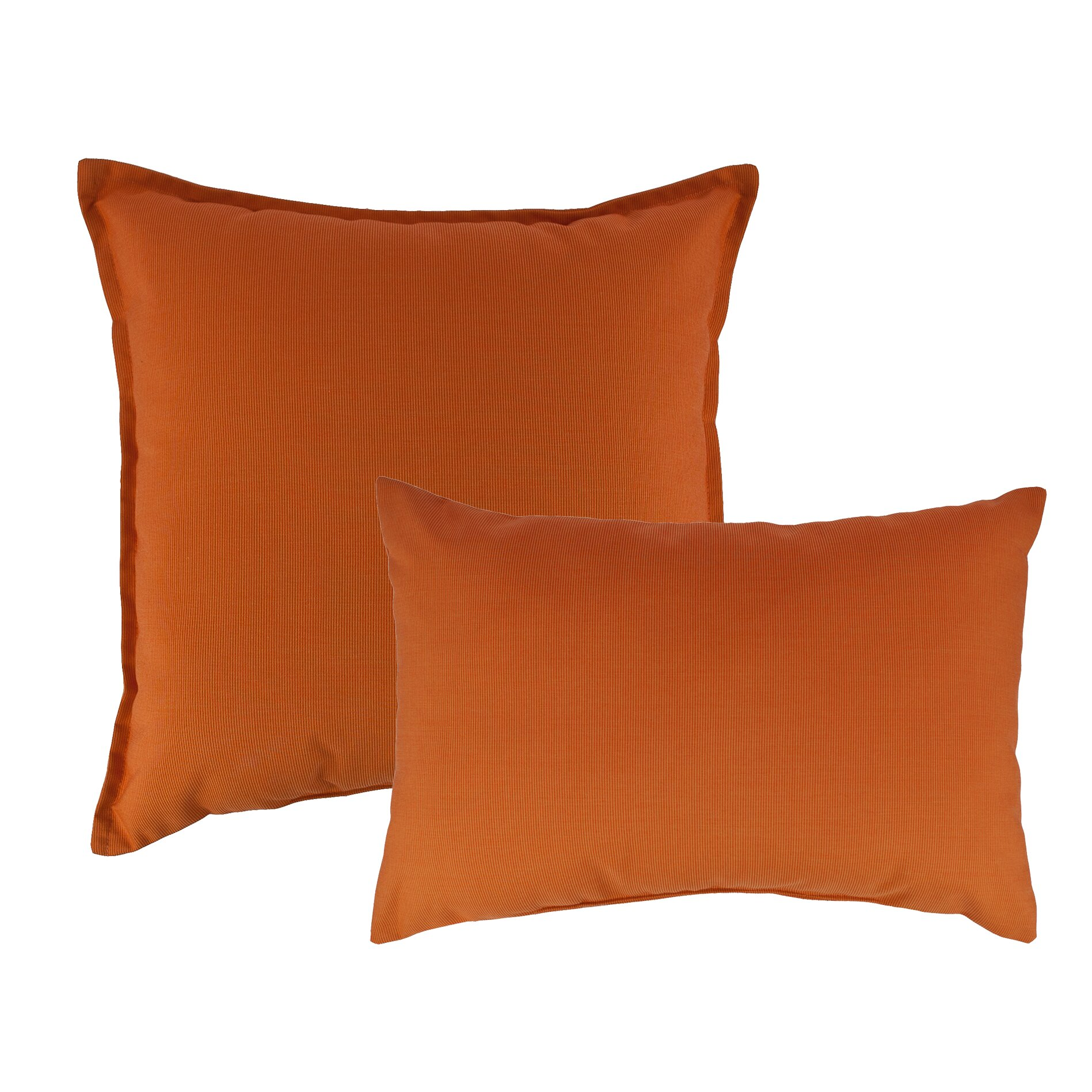 Outdoor Decorative Pillow Sets : Austin Horn Classics 2 Piece Canvas Combo Outdoor Sunbrella Throw Pillow Set Wayfair