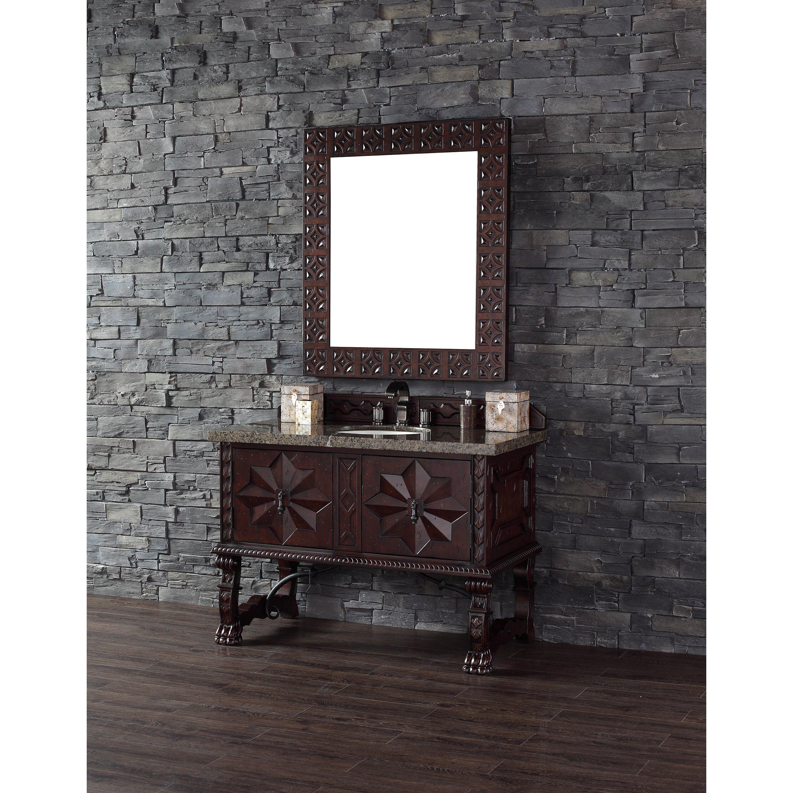 James Martin Furniture Balmoral 48 Single Bathroom Vanity Base Reviews Wayfair