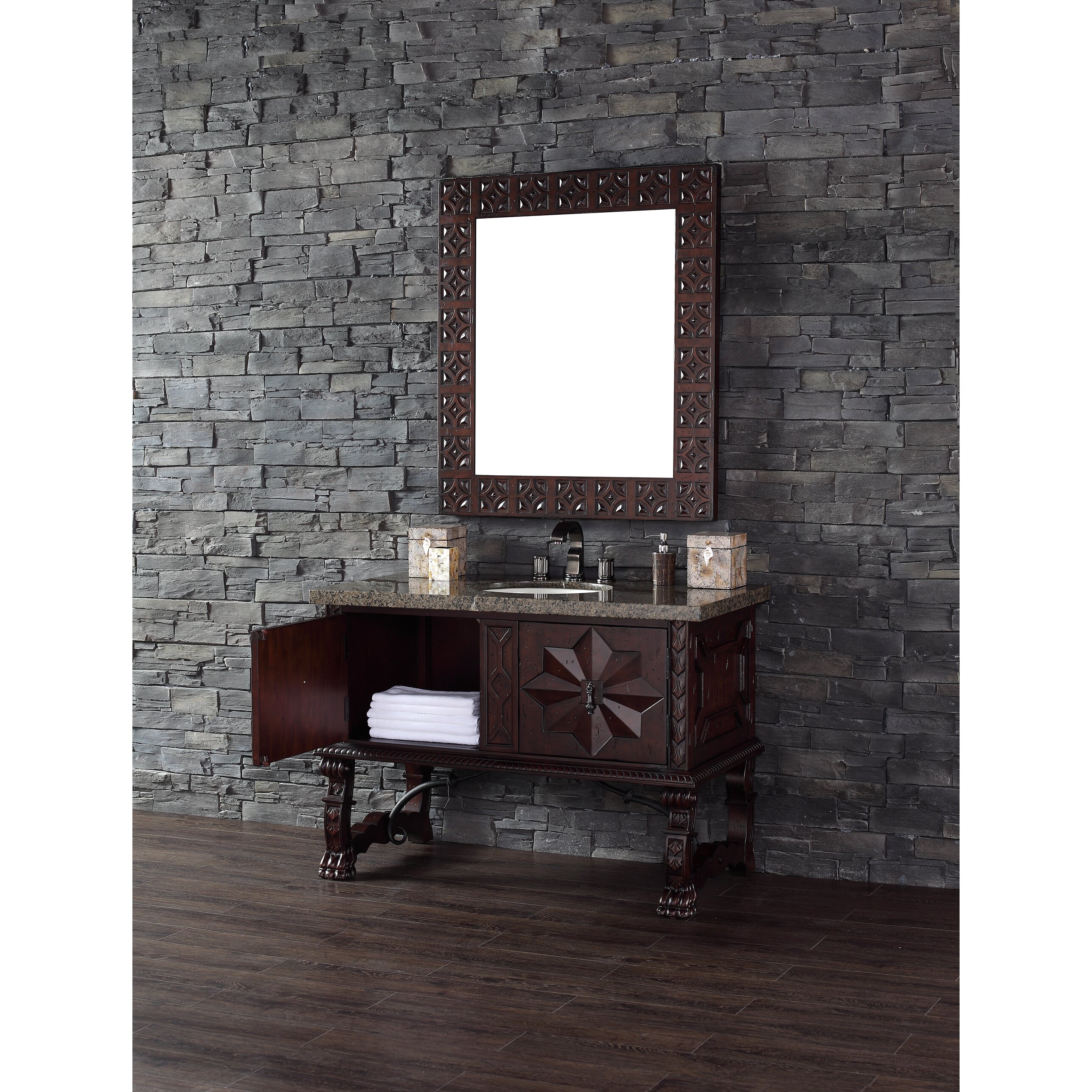 James Martin Furniture Balmoral 48 Single Bathroom Vanity