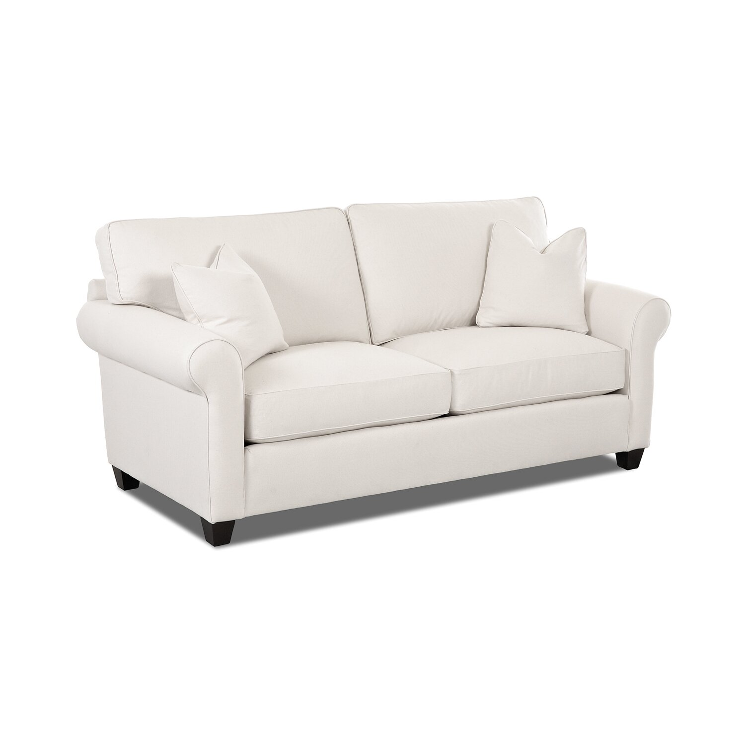 Wayfair custom upholstery eliza sofa reviews wayfairca for Wayfair furniture sectional sofa