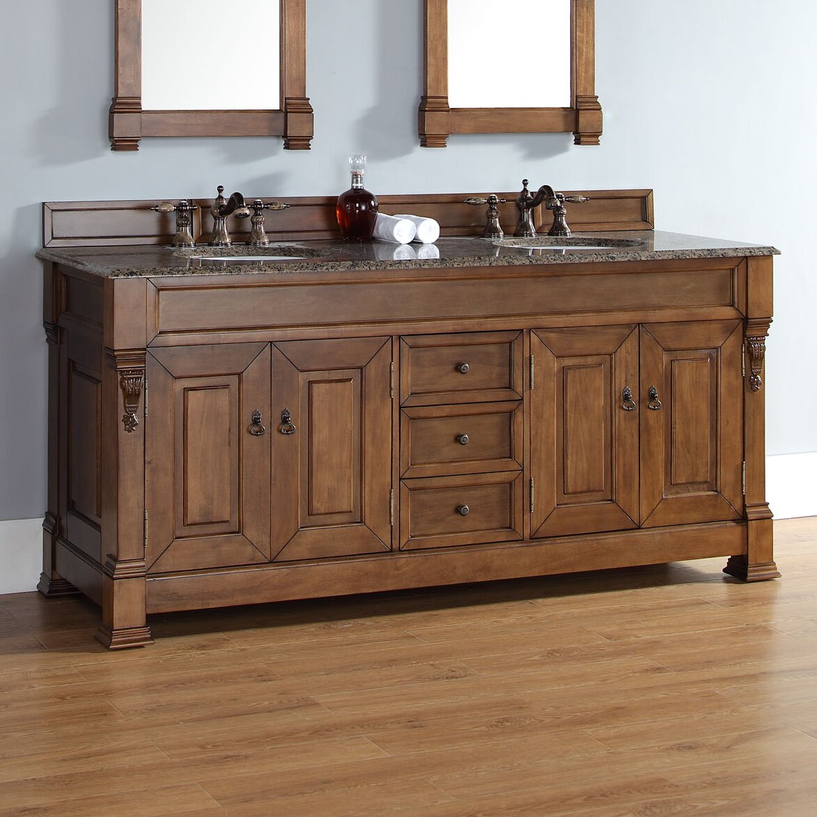 James Martin Furniture Brookfield 72 Double Cabinet