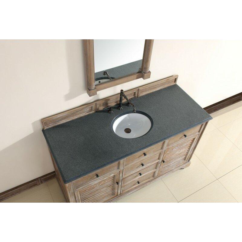 60 vanity base