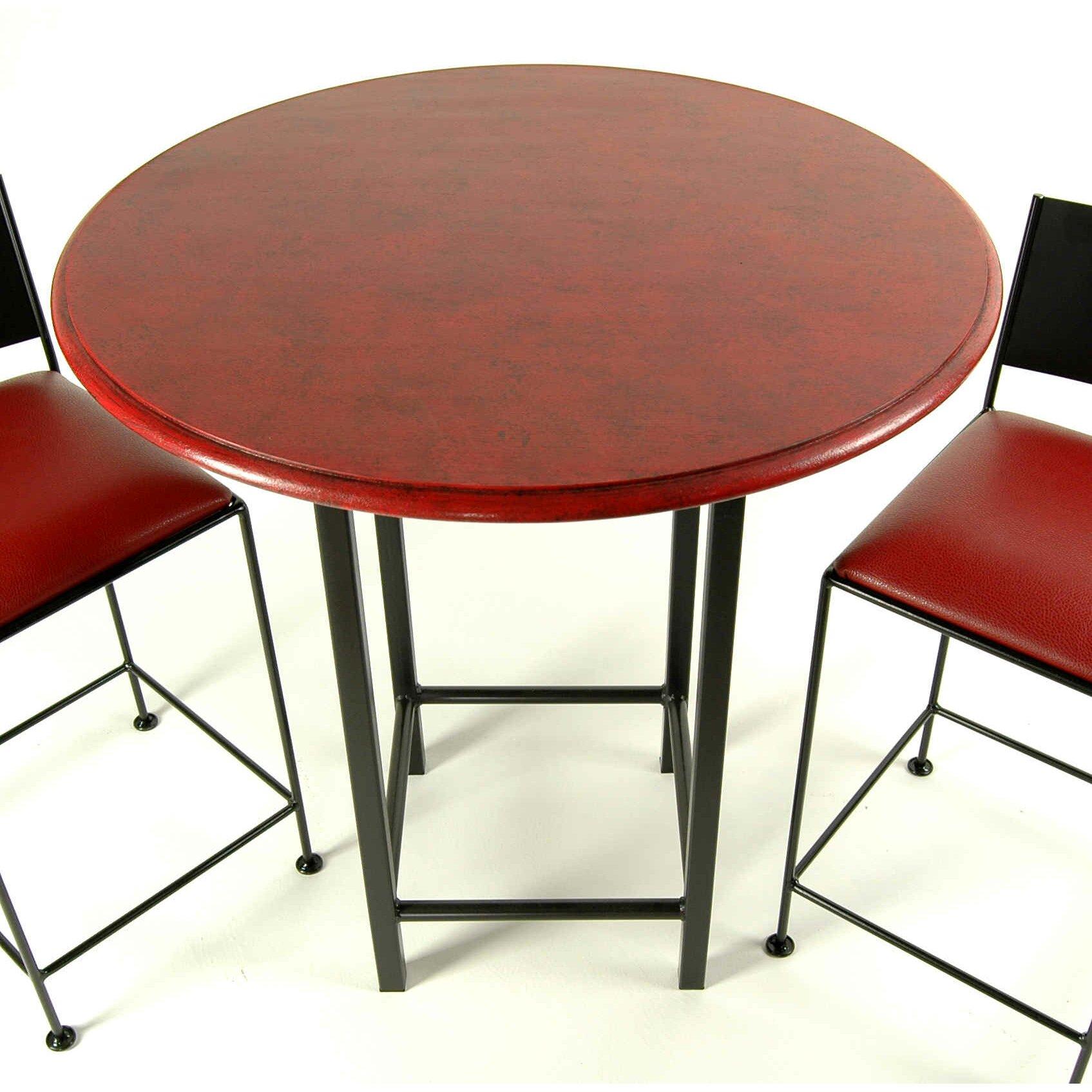 Grace 3 Piece Pub Table Set Wayfair