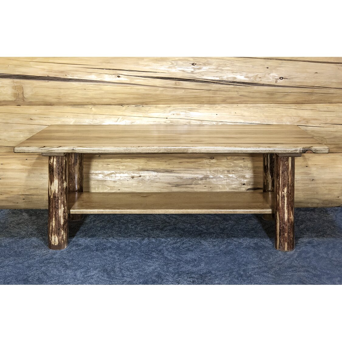 Montana Woodworks Glacier Country Coffee Table Reviews Wayfair