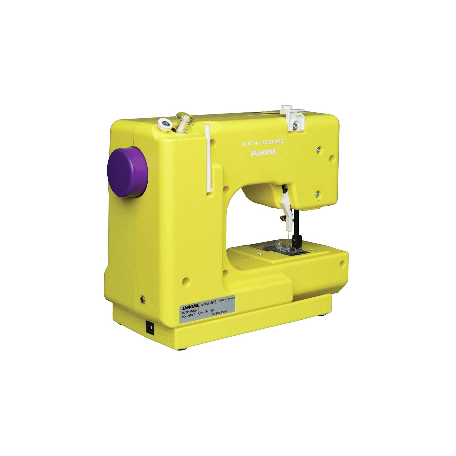 janome home portable sewing machine