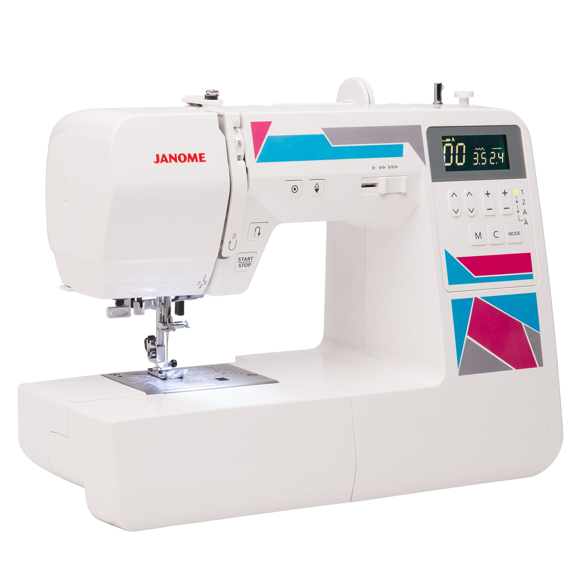 janome computerized sewing machine