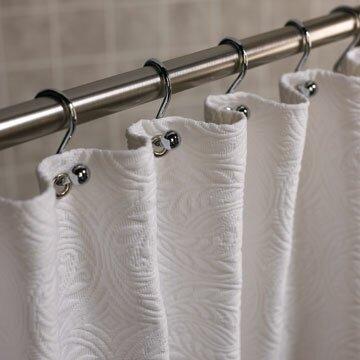 Peacock Alley Vienna Cotton Shower Curtain Reviews Wayfair