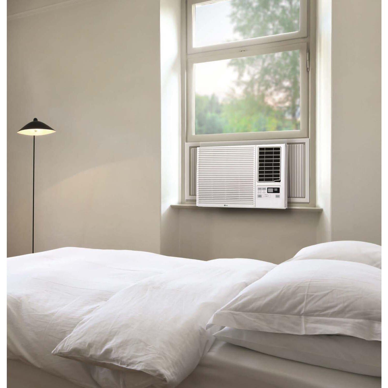 LG 12000 BTU Window Air Conditioner Wayfair #766B55