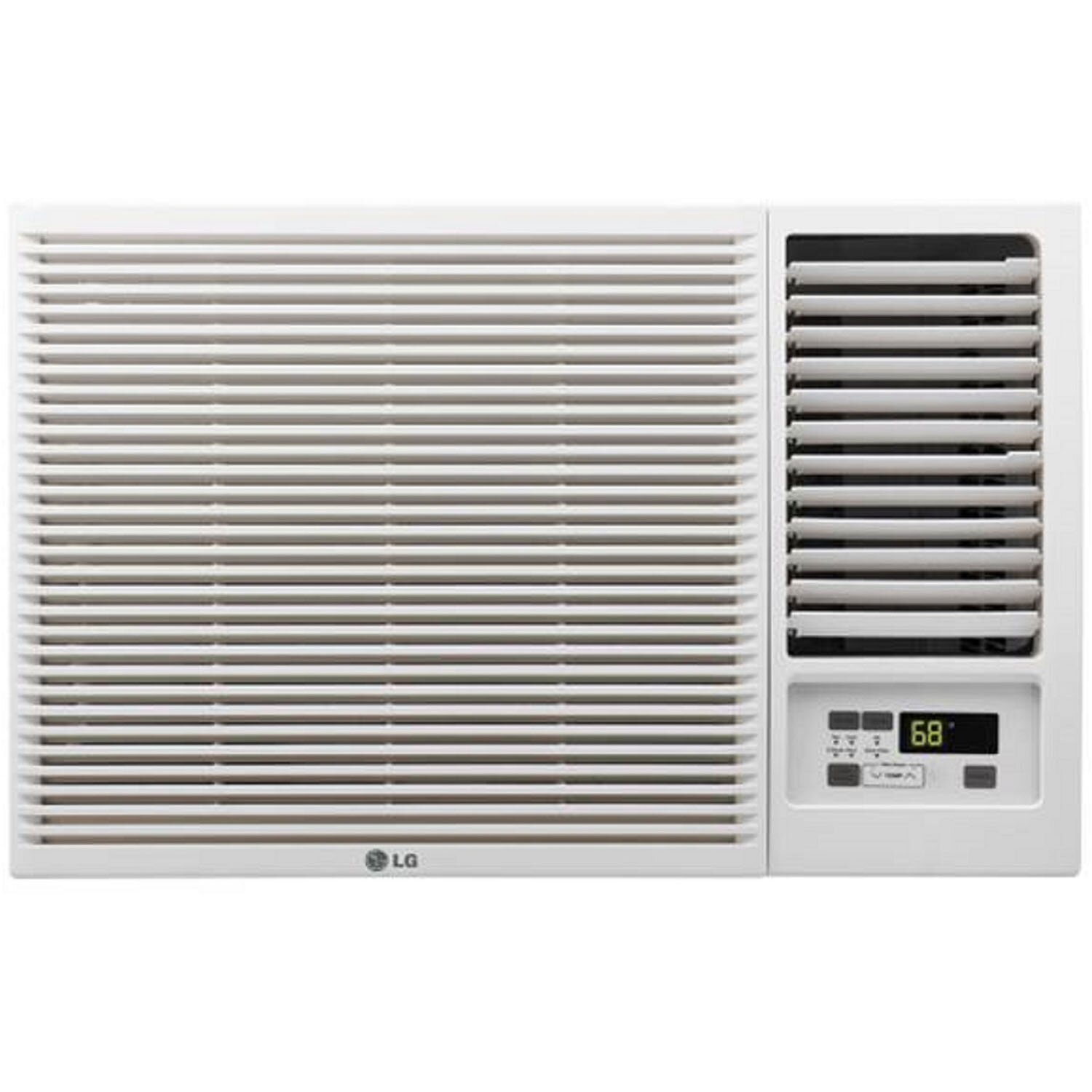 Lg 12000 btu window air conditioner wayfair for Aire acondicionado central