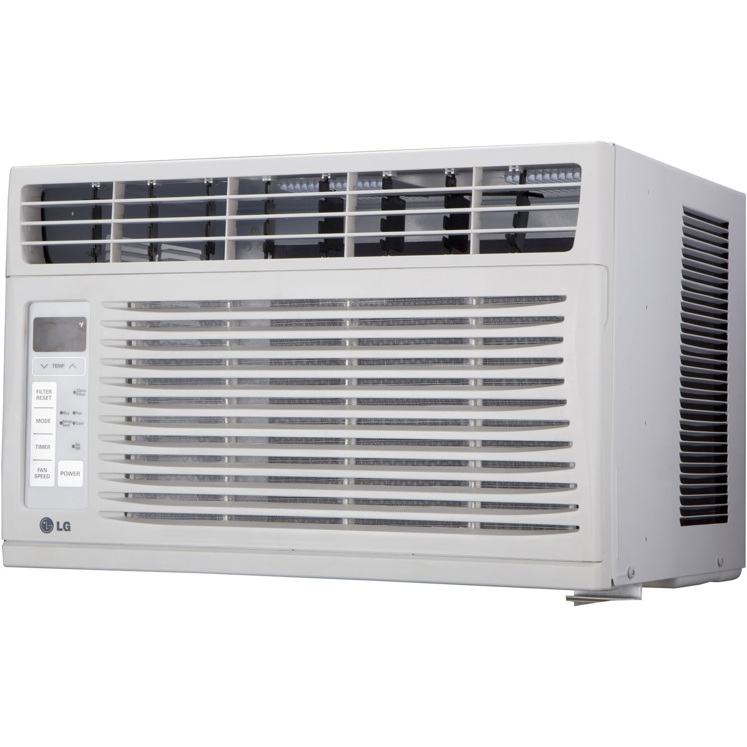 LG 6000 BTU Window Air Conditioner with Remote & Reviews Wayfair #54575F