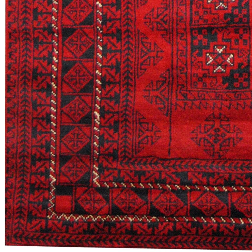 28  Red Black Area Rug Lr Resources Adana Persian Red Black