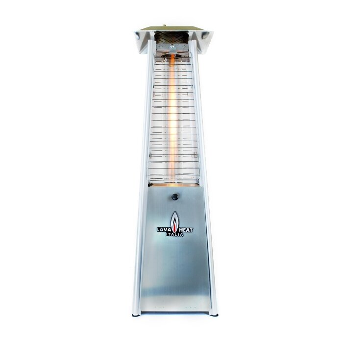 Lava heat mini tabletop liquid propane patio heater for Tabletop patio heater reviews
