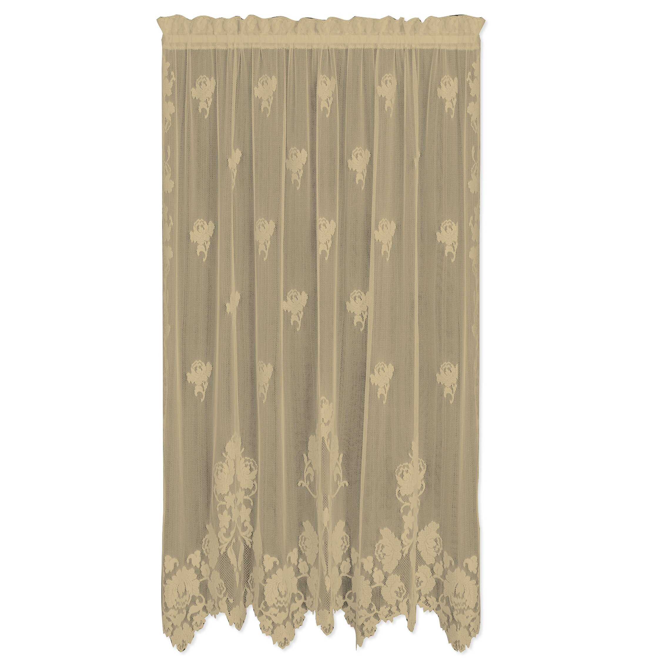Heritage Lace Windsor Single Panel Curtain & Reviews