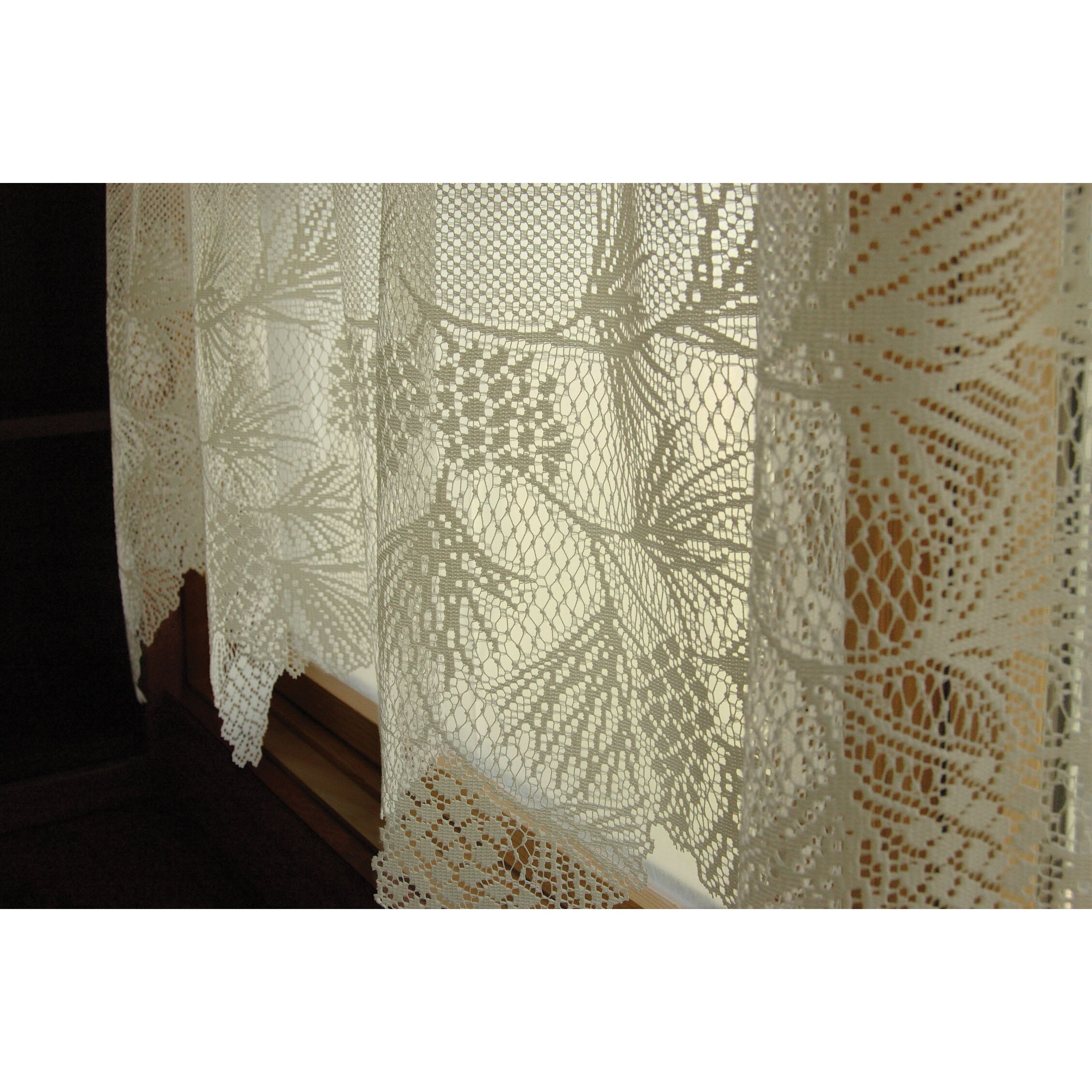 Heritage Lace Woodland Single Curtain Panel Amp Reviews