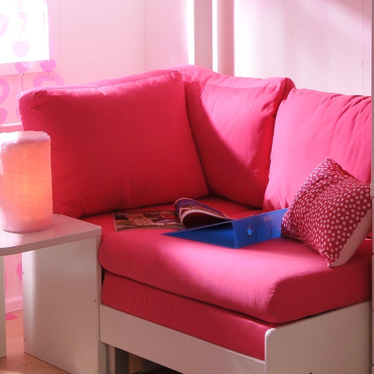 Stompa Single High Sleeper Bed with Storage | Wayfair UK