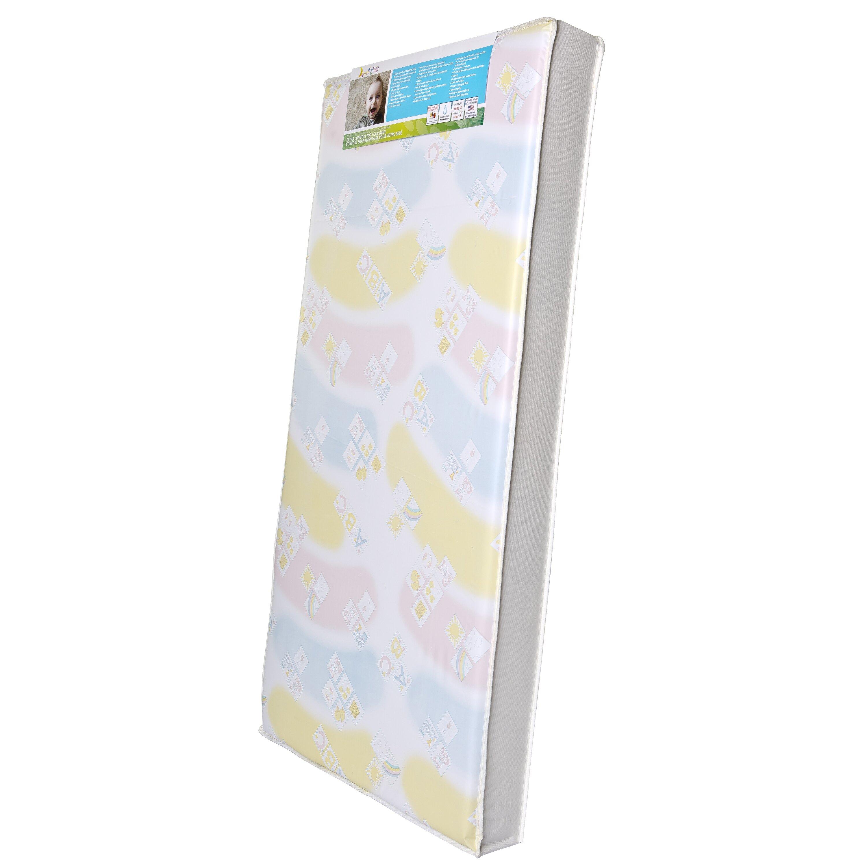 Dream Me 5″ Foam Standard Crib & Toddler Mattress