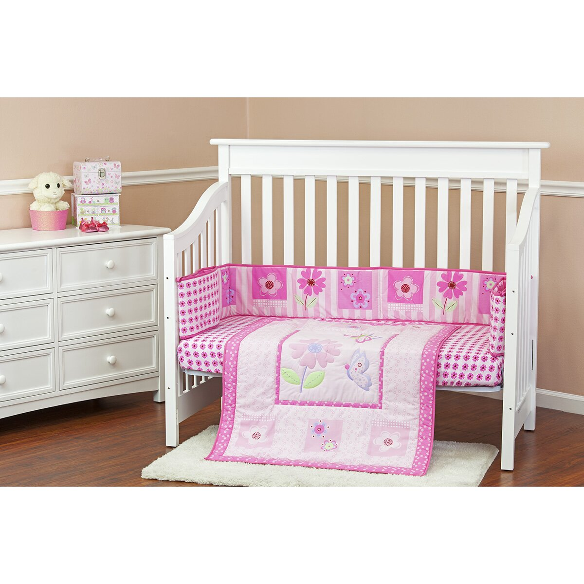 Dream On Me Crib Bedding Set