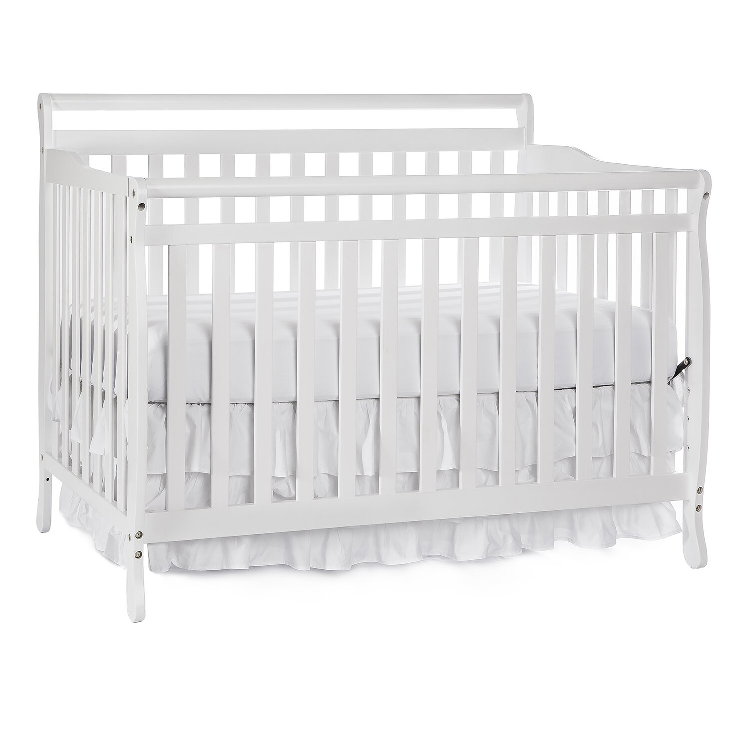 on me 5 in 1 convertible crib