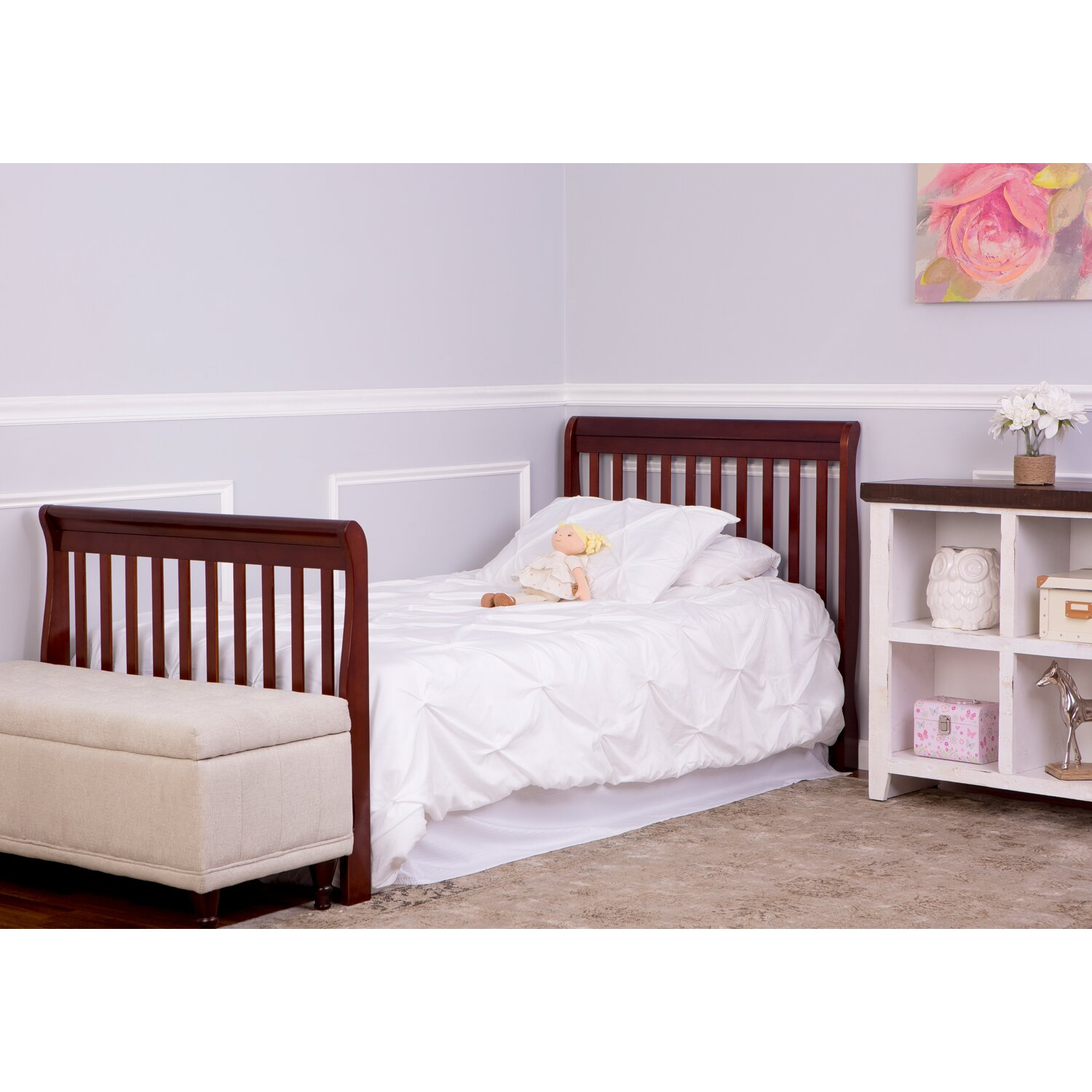 Dream On Me Aden 4 In 1 Mini Convertible Crib Amp Reviews